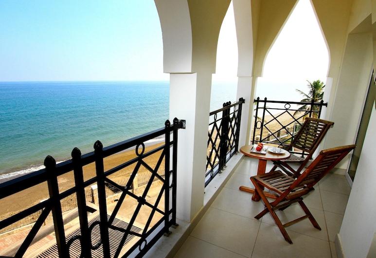 Sohar Beach Hotel, Sohar, Executive Suite, Sea View, Guest Room View