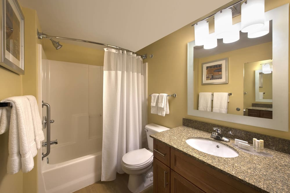 スイート 1 ベッドルーム 禁煙 - バスルーム