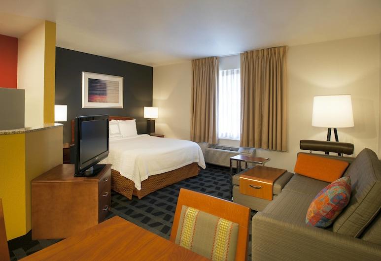 TownePlace Suites Marriott Dulles Airport, Στέρλινγκ, Στούντιο, 1 Queen Κρεβάτι, Μη Καπνιστών, Δωμάτιο επισκεπτών