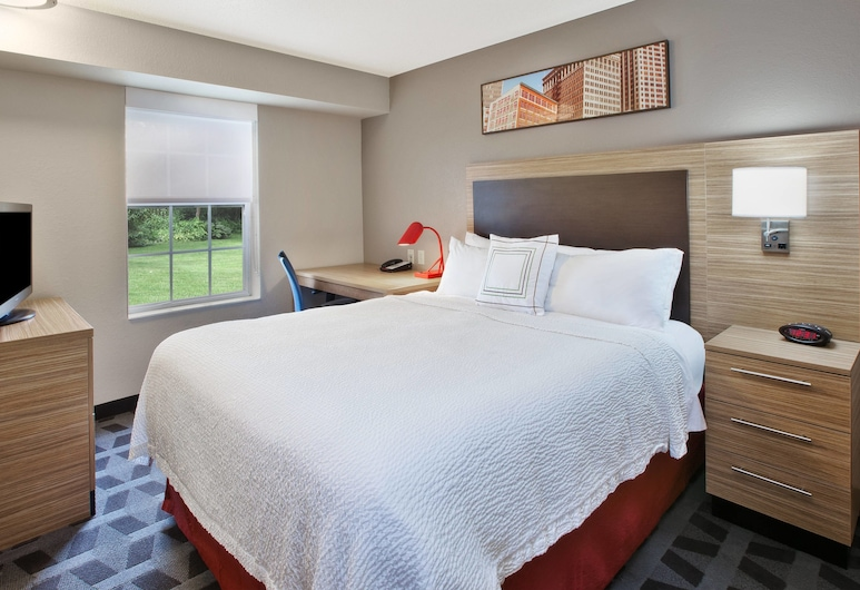 Towneplace Suites By Marriott Brookfield, Brookfield, Suite, 2 Bedrooms, Non Smoking, Guest Room