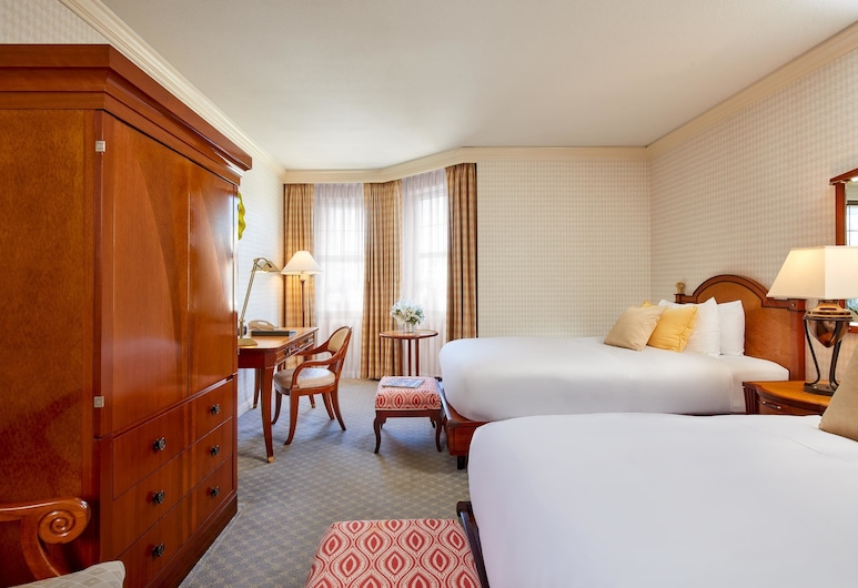 Orchard Hotel, San Francisco, Deluxe Twin Room, 2 Single Beds, Guest Room