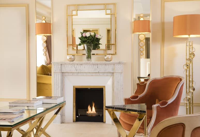 瑞典聖日爾曼酒店, 巴黎
