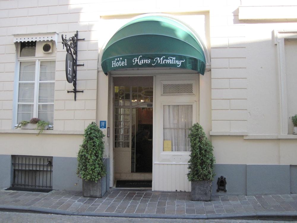 Hans Memling Hotel, Bruges