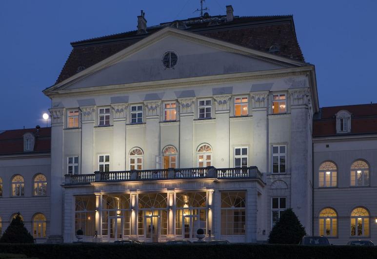 Austria Trend Hotel Schloss Wilhelminenberg, Vienne, Terrasse/Patio