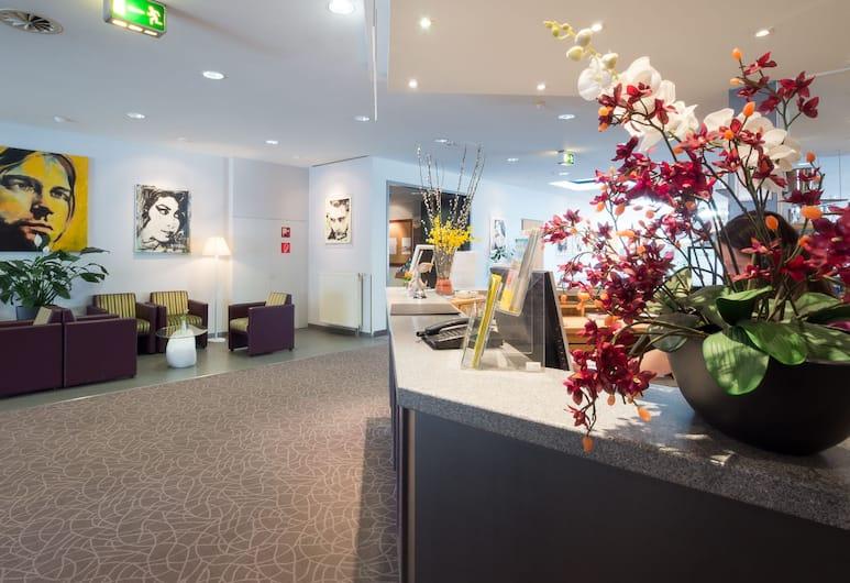 Arion Cityhotel Vienna, Bécs, Recepció