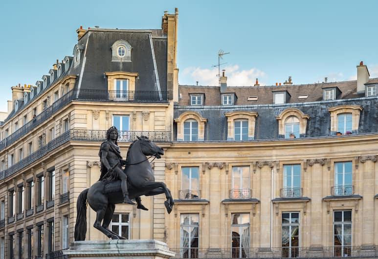 艾麗甘西亞奧德賽酒店, 巴黎, 外觀