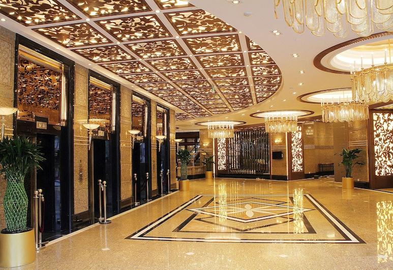 Central Hotel Shanghai, Shanghai, Lobby
