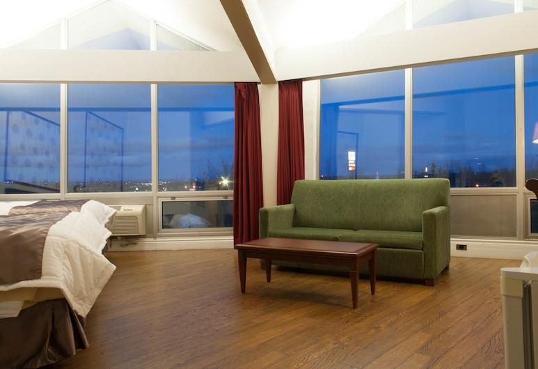 蒙克頓飯店, 蒙頓, 行政客房, 客房