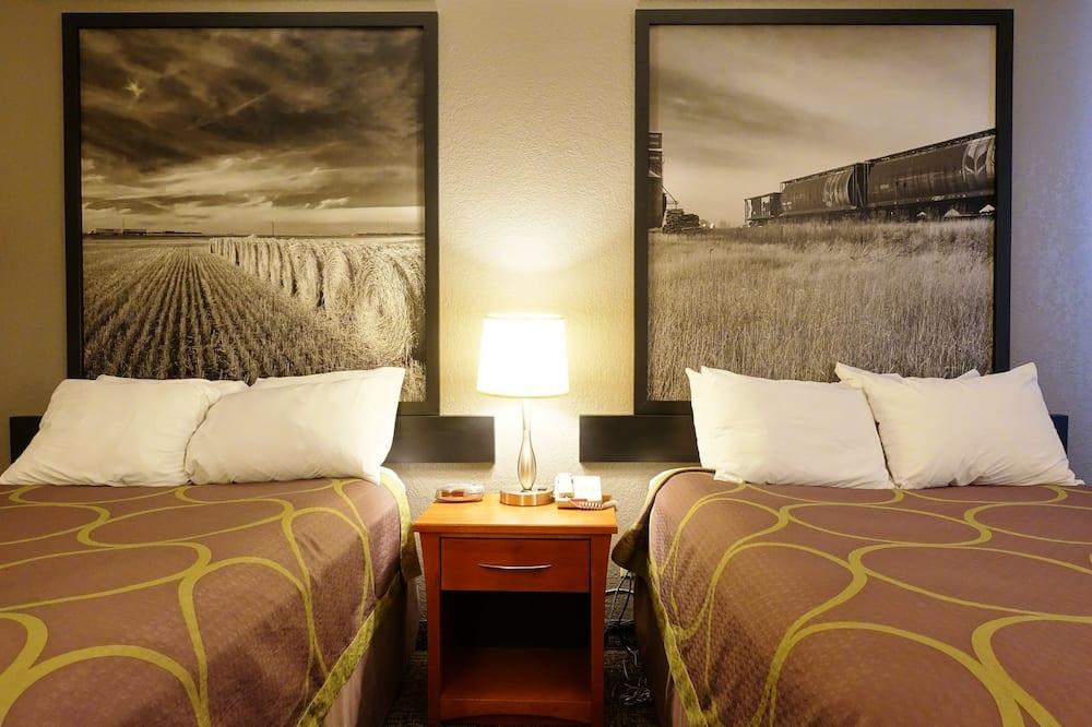 雙人房, 2 張標準雙人床 - 客房