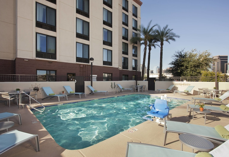 Springhill Suites By Marriott Phoenix Downtown, Phoenix, Bassein