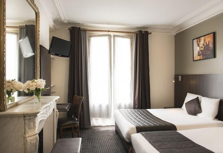 Hotel Corona Rodier Paris, Paris, Quarto Triplo, Quarto