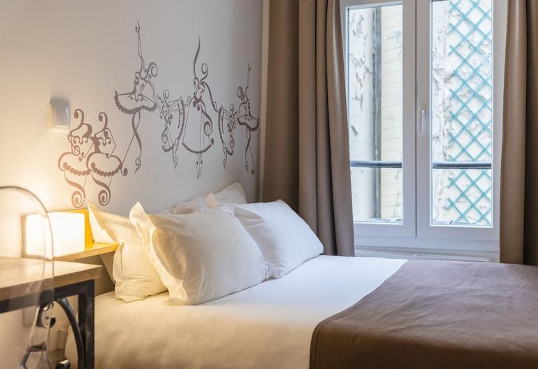 柯爾內歌劇院酒店, 巴黎, 單人房, 客房