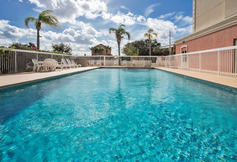 Country Inn & Suites by Radisson, Orlando, FL, Orlando, Basen odkryty