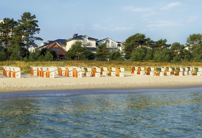 賓茨 - 呂根多林特海灘飯店, 賓茨, 海灘