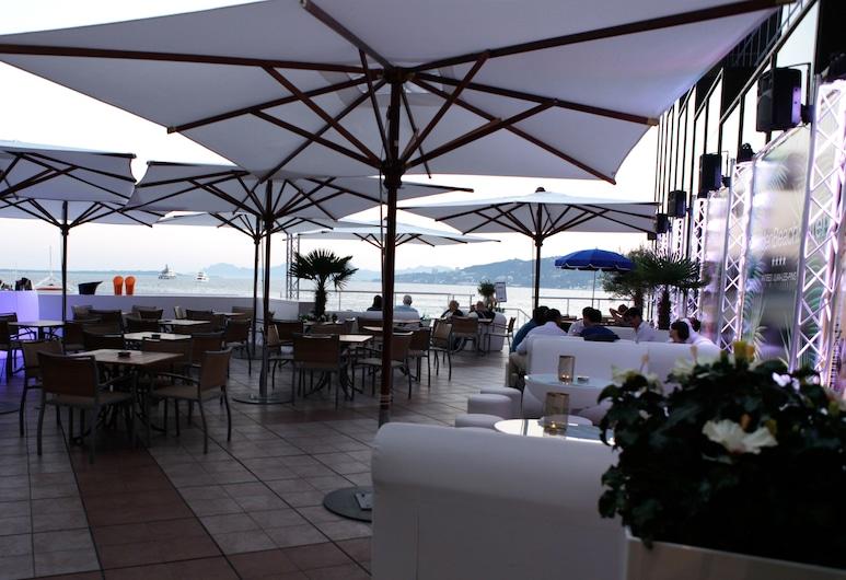 Garden Beach Hotel, Antibes, Salón lounge del hotel