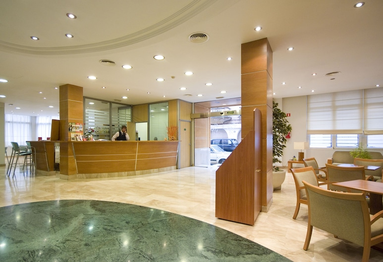 Hotel Abelux, Palma de Mallorca, Reception