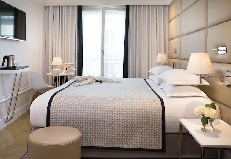 艾德巴黎酒店, 巴黎, 高級雙人房, 客房