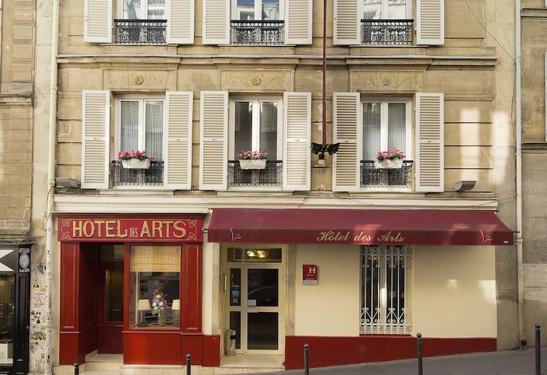 Hotel Des Arts Paris Montmartre, Paris, Hotel Front