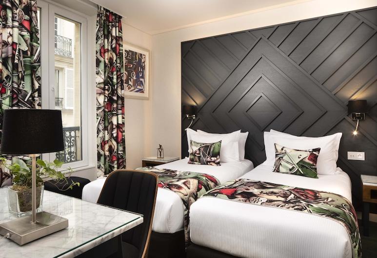 Hotel Des Arts Paris Montmartre, Paris, Tomannsrom – superior, Gjesterom