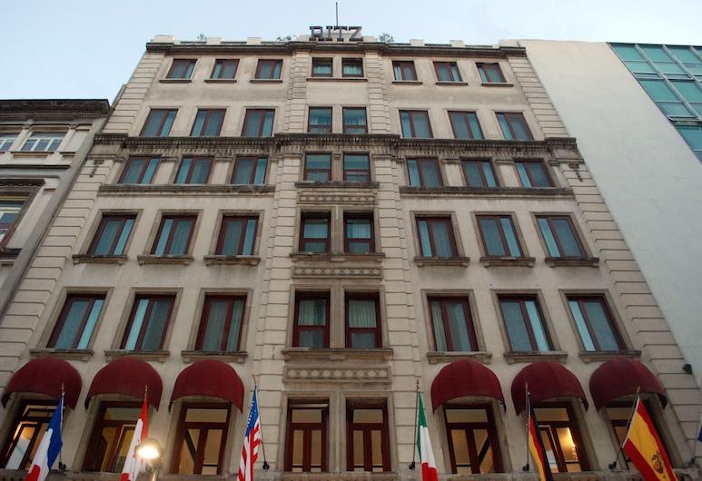 Hotel Ritz Mexico City, Mexiko-Stadt, Hotelfassade