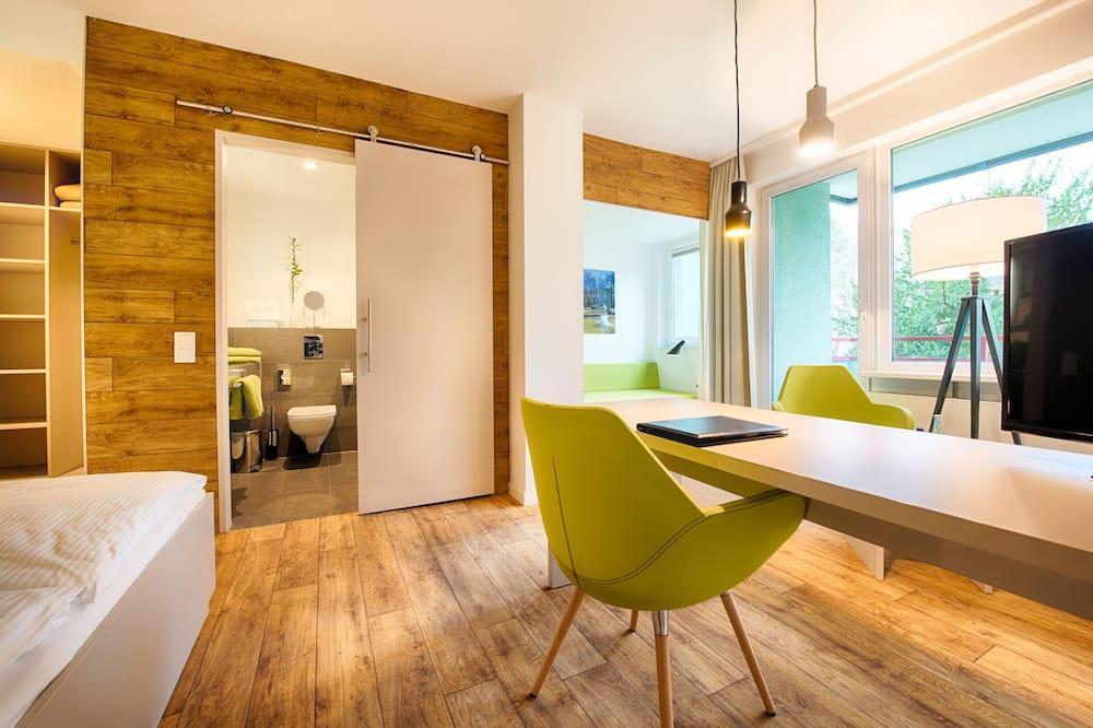 Garden Room Comfort Balcony (Single Room) - Guest Room