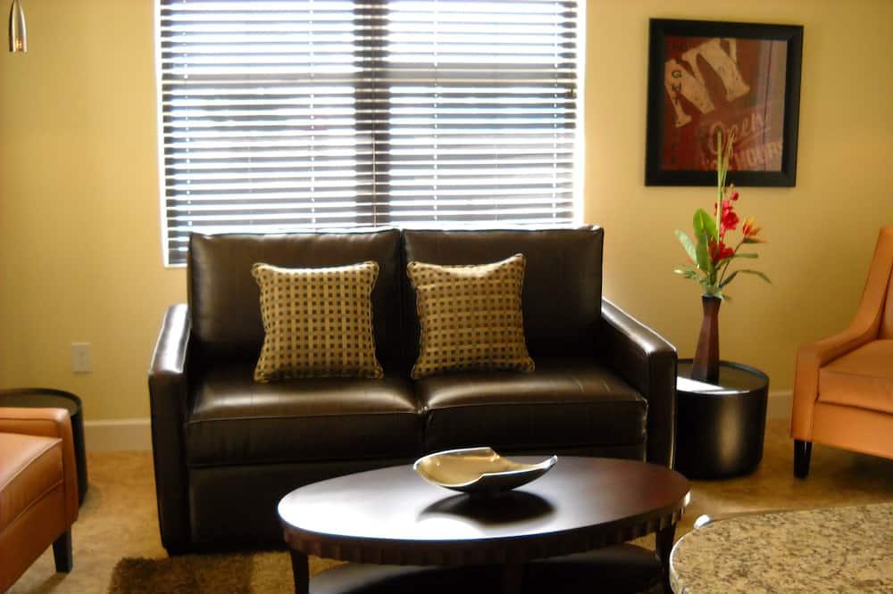 Dvojlôžková izba, 2 spálne - Obývacie priestory