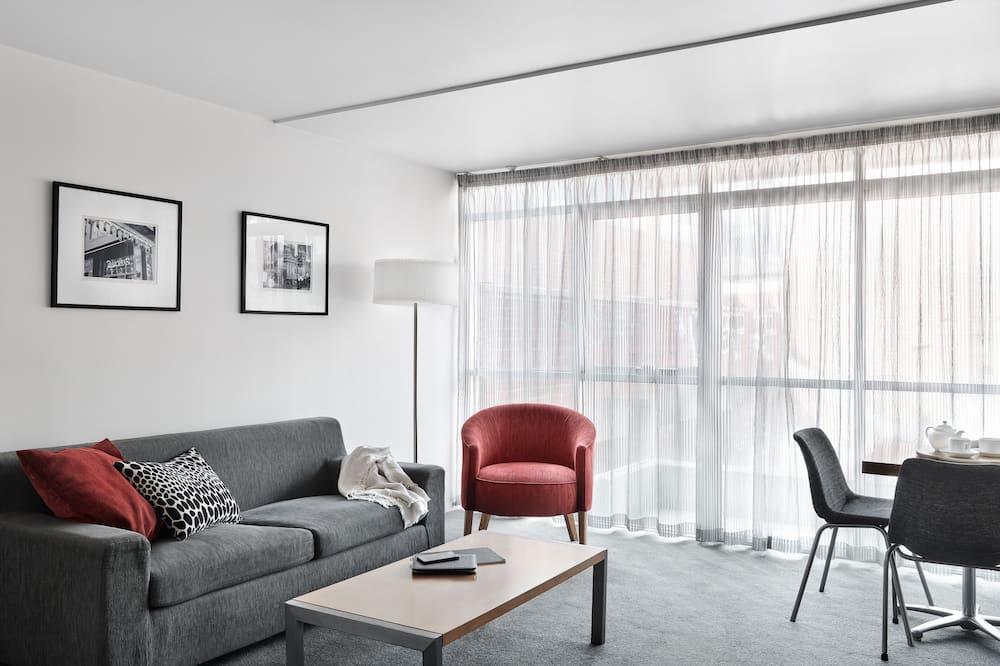 One Bedroom Apartment - אזור מגורים