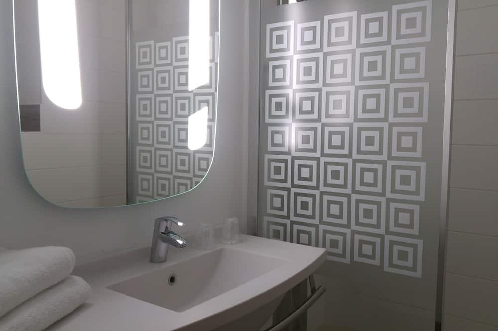 標準客房, 1 張標準雙人床 - 浴室