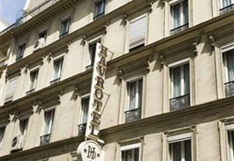 格蘭德哈弗爾酒店, 巴黎, 酒店入口 - 夜景