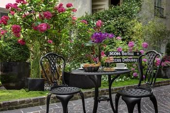 Paris bölgesindeki Le patio Bastille resmi