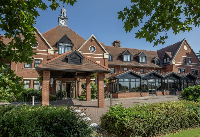 The DoubleTree by Hilton Stratford-upon-Avon, Stratford-upon-Avon, Hotel Front