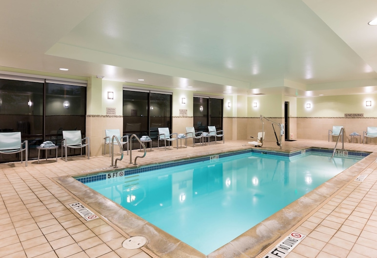 SpringHill Suites by Marriott Austin South, Austin, Indoor Pool