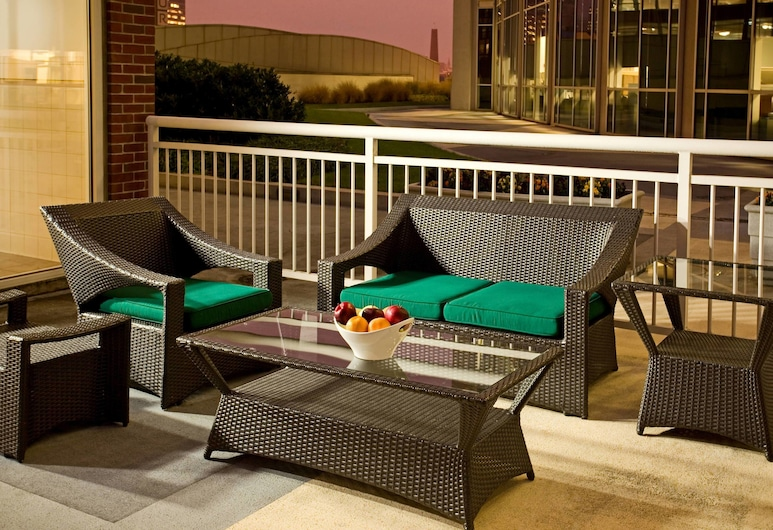 Courtyard by Marriott Baltimore Downtown/Inner Harbor, Condado de Baltimore, Terraza o patio