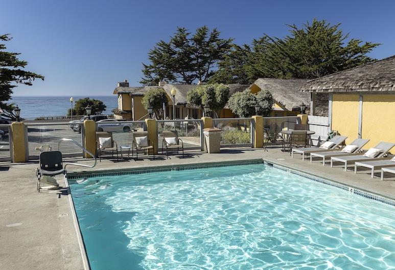 福格切爾旅館, 坎布里亞, 室外泳池