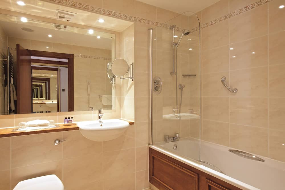 Superior-værelse - 1 dobbeltseng (Super Deluxe Double) - Badeværelse