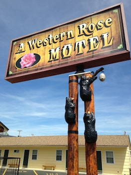 Picture of A Western Rose in Cody