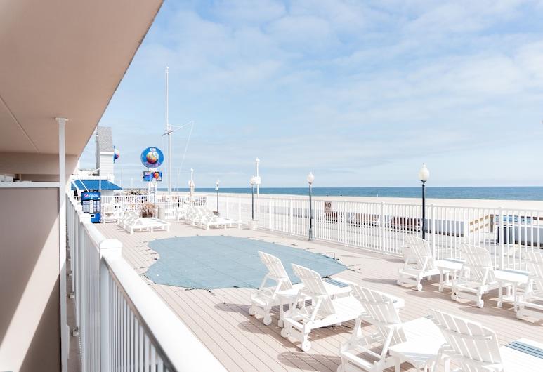 Comfort Inn Boardwalk, Ocean City, Açık Yüzme Havuzu