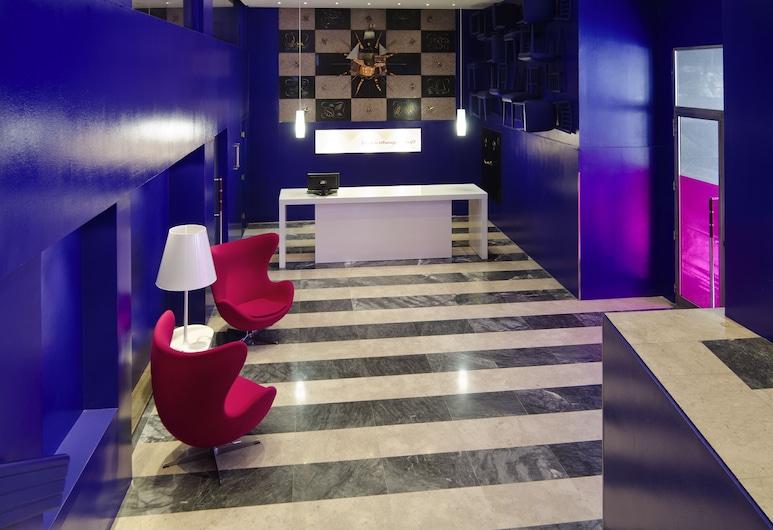 ibis Styles Lisboa Centro Liberdade NE , Lisboa, Sala de estar en el lobby