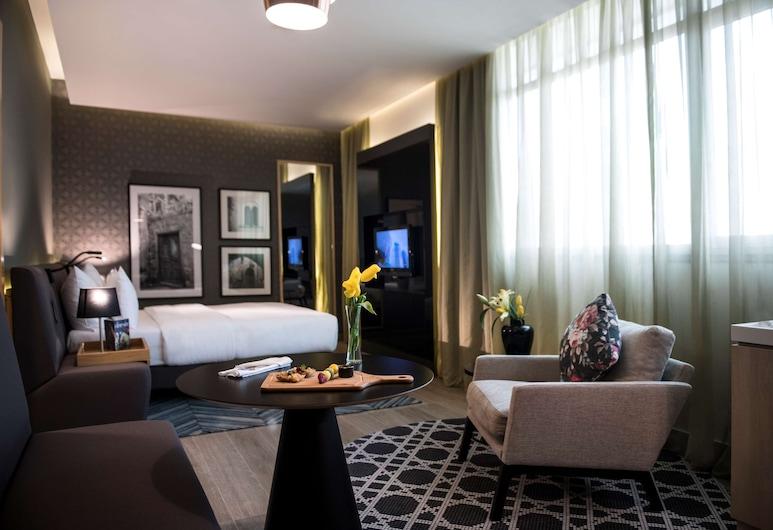 貝魯特凡爾登麗笙藍標酒店, 貝魯特, 行政客房 (Lounge Access), 客房