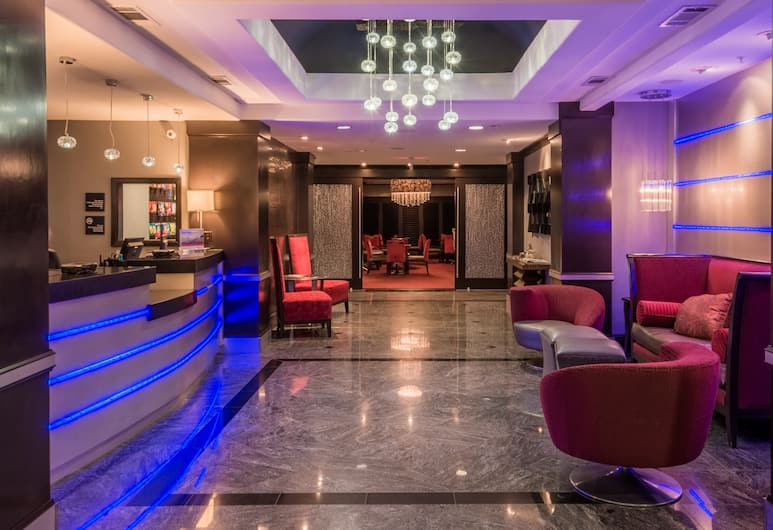 Holiday Inn Express Dallas-North Tollway (N Plano), Plano, Interior do hotel