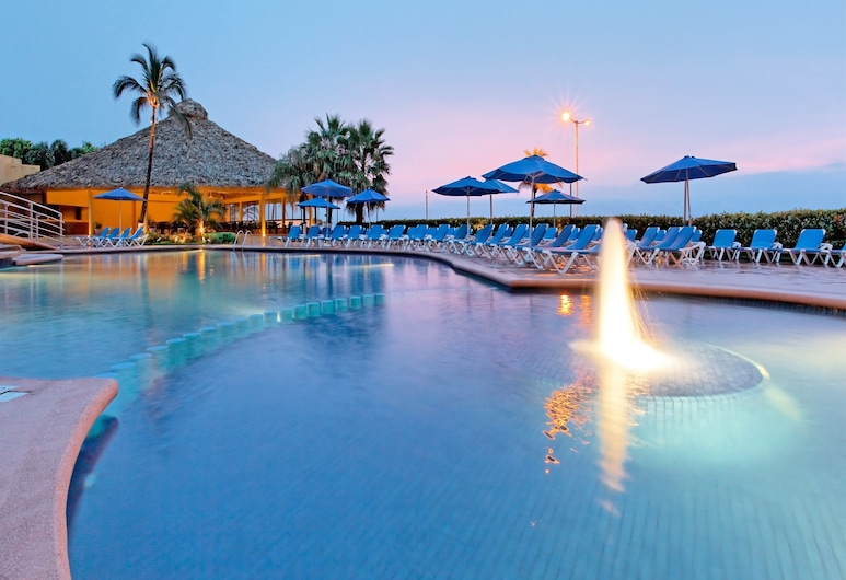 Holiday Inn Boca Del Rio, Boca del Río, Piscina