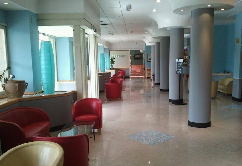 CIT Hotels Dea Palermo, Palermo, Lobby