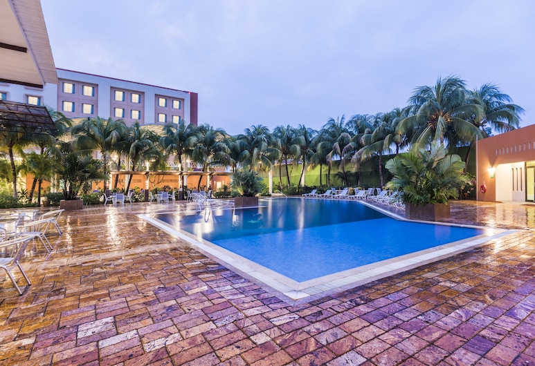 Holiday Inn Managua - Convention Center, an IHG Hotel, Манагуа, Бассейн