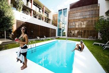 Santa Cruz de Tenerife — zdjęcie hotelu Hotel Escuela Santa Cruz