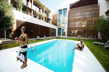 Mynd af Hotel Escuela Santa Cruz í Santa Cruz de Tenerife