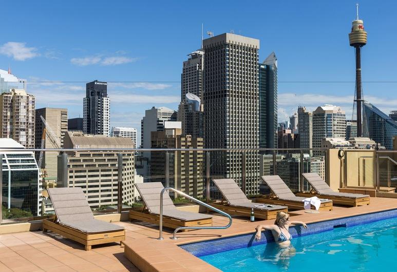Oaks Sydney Hyde Park Suites, Darlinghurst, Terrace/Patio