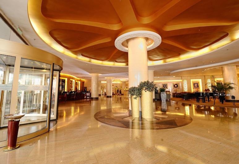 Howard Johnson Paragon Hotel Beijing, Peking, Eingangsbereich