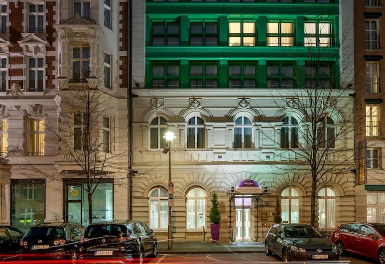 Mercure Hotel & Residenz Checkpoint Charlie, Berliin, Vaade hotellist
