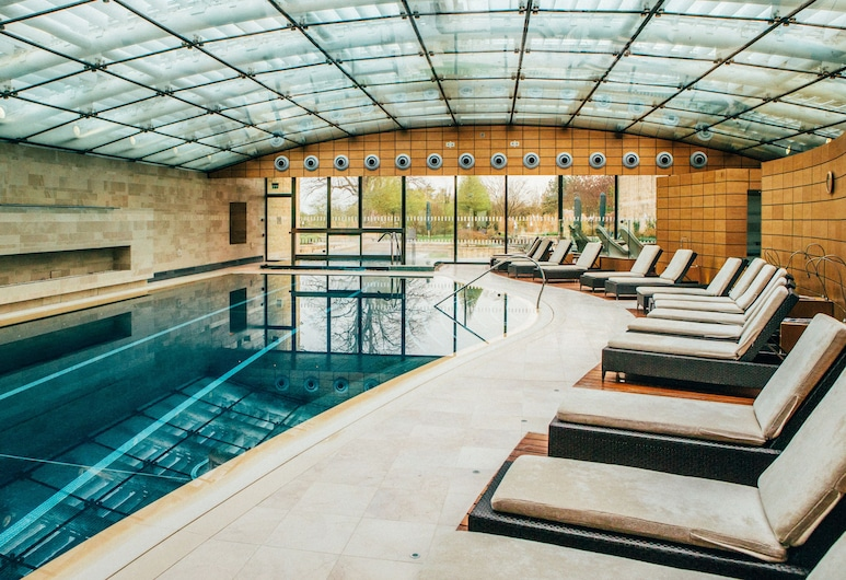 Lucknam Park, Chippenham, Indoor Pool