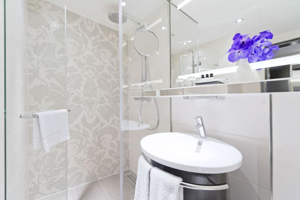 Superior-Zimmer, 1 Queen-Bett (Premium) - Badezimmer
